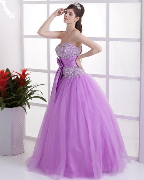 vestidos de fiesta vestidos de 15 años de color violeta