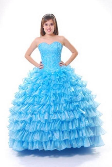 Download Imagenes de vestidos de 15 años color turquesa
