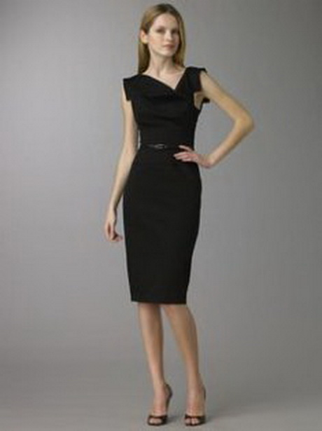 Modelos de vestidos ejecutivos