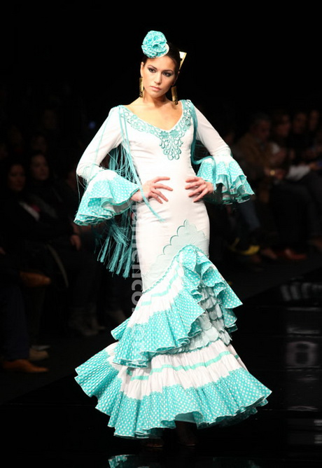 trajes de flamenca originales