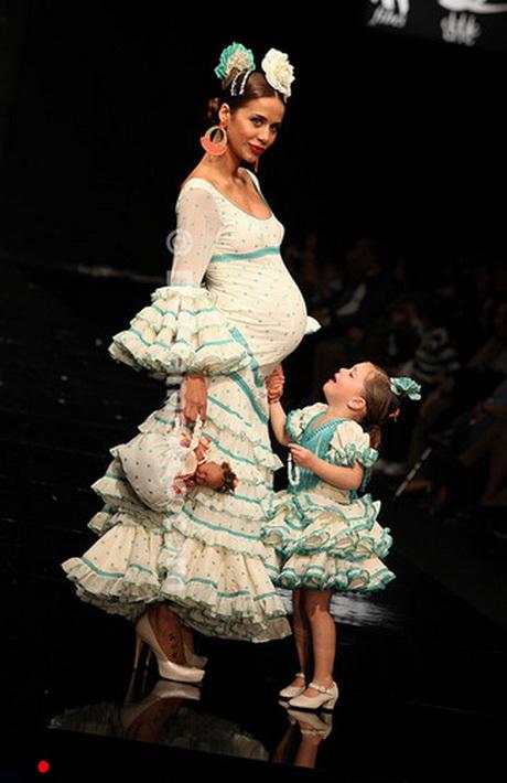 vestidos de flamenca, faldas flamencas, vestidos de