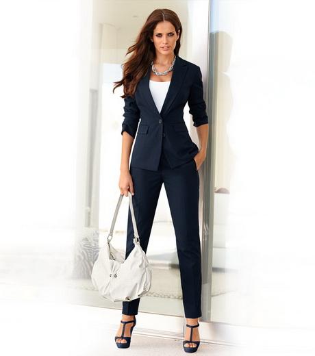 trajes de oficina para mujer