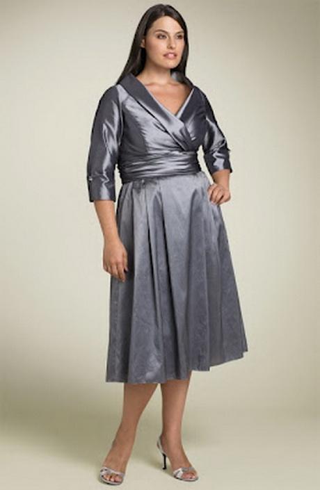 Trajes elegantes para mujeres gorditas - Ropa de fiesta para gorditas ...