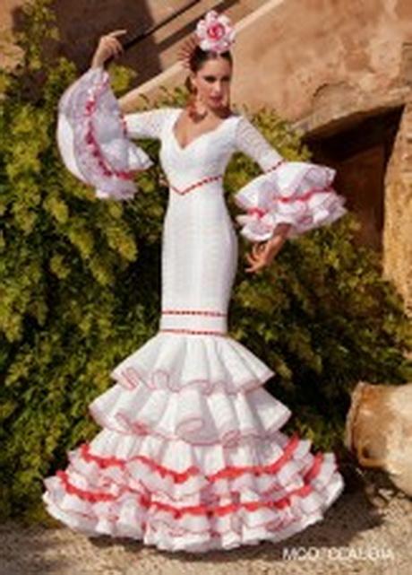 Trajes de flamenca - Trajes de gitana - Moda flamenca
