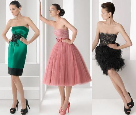El vestido de cóctel que se caracteriza por su corte a la altura de ...