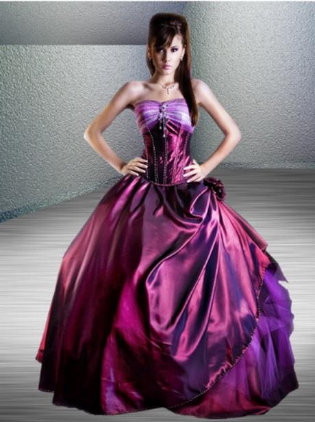 Fotos de vestidos cortos de 15 aos 84