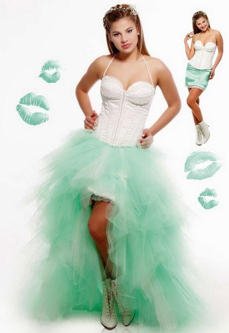 Fotos de vestidos cortos de 15 aos 61