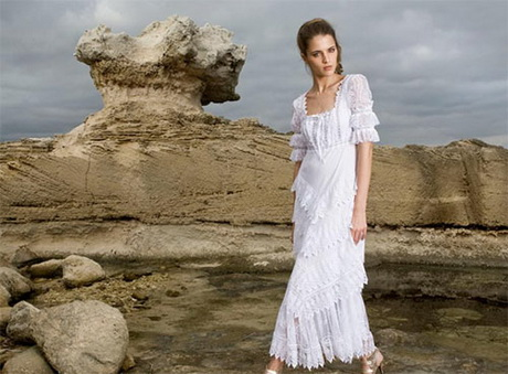 Vestidos ibicencos para boda - Ropa estilo ibicenco ...