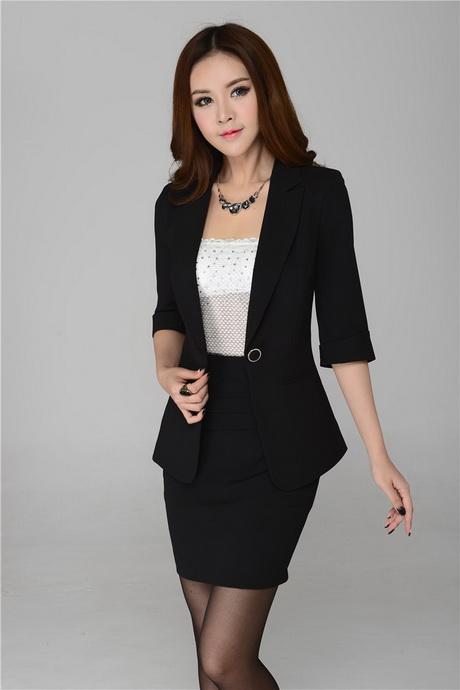 Vestidos para oficina 2014 for Trajes para oficina
