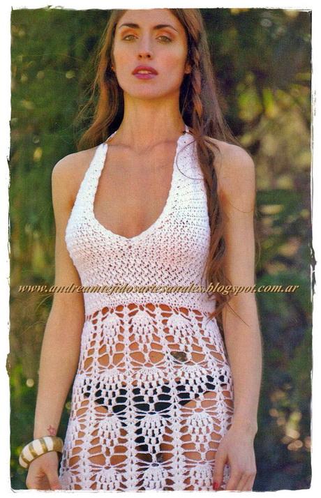 Crochet Pattern Bathing Suit