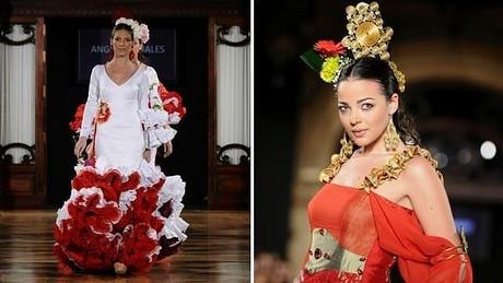 Dise adores moda flamenca - Disenadores de sevilla ...