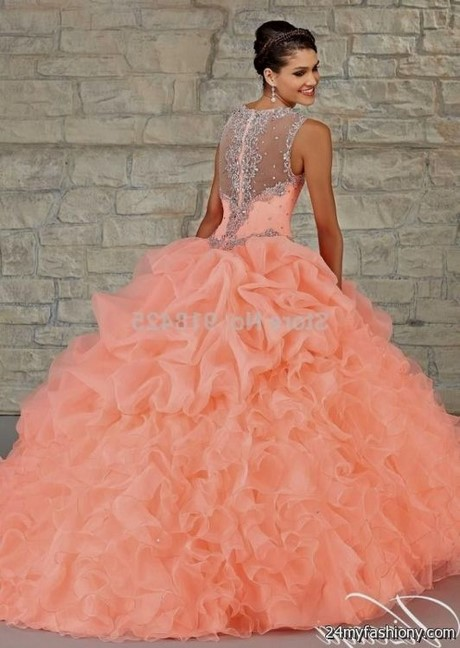 Buy Peach dark quince dresses picture trends