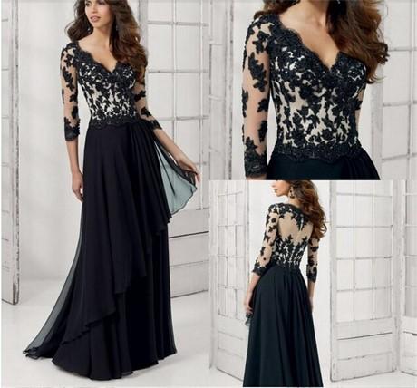Un vestido negro largo no debe faltar en tu guardarropa, ya que te permite siempre salir del apuro, la versatilidad del vestido de fiesta negro es inmensa debido a las bondades de este color que permite ser combinable con cualquier otro.