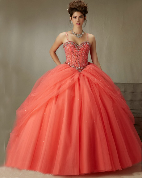 Colores de vestidos de xv años 2016