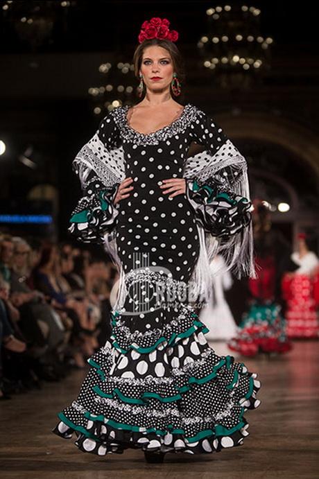 Tendencias en trajes de flamenca 2016 - Telas de flamenca online ...