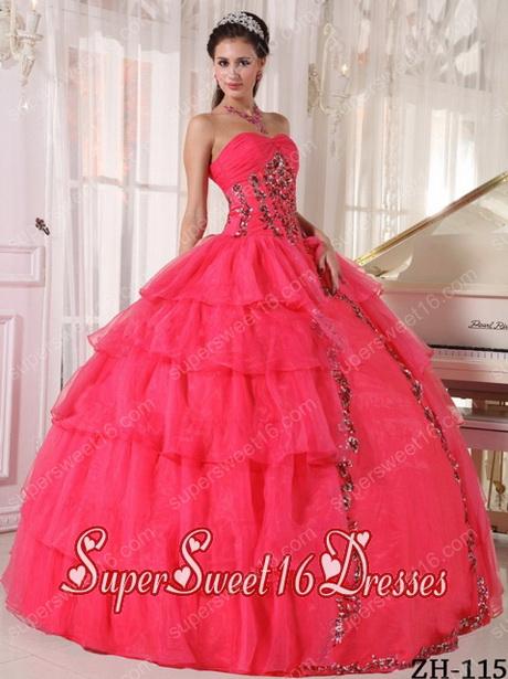 Dresses For 15 Birthday