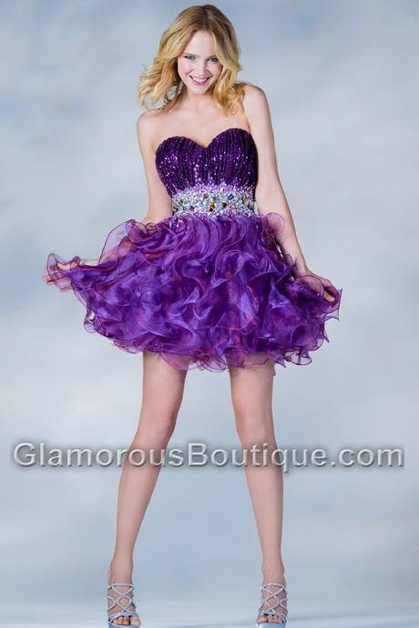 Quinceanera Short Dresses