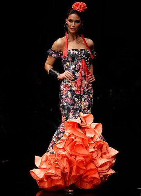 Desfile trajes de flamenca 2017