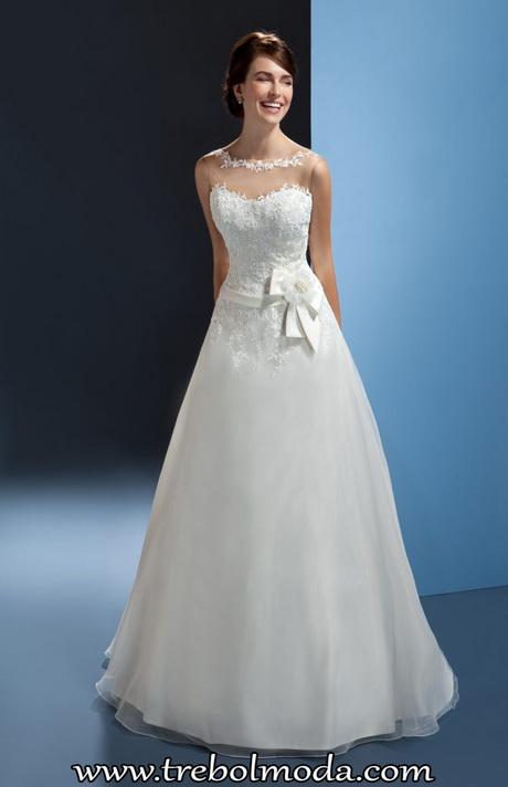 Moda 2017 vestidos de novia