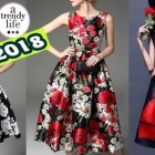 Vestidos 2018 tendencias