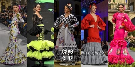 Tendencia flamenca 2019