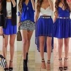 Vestidos fashion juveniles