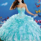 Bridal quinceanera dresses