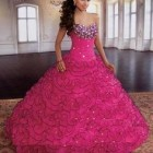 My quince dress