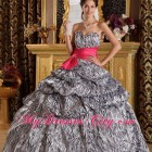 Quinceañera dress city