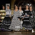 Moda flamenca 2017 tendencias